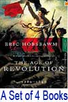The Ages of Hobsbawm - A Collection of 4 Books