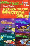 Mystery Series 3 - IN - 1 by Enid Blyton (5 Titles)