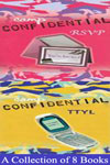 Camp Confidential Series - An Assorted Set of  8 Books