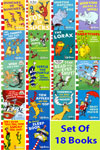 Dr. Seuss Yellow Back Books (18 Books)