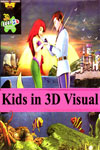 Classic Storybooks for Kids in 3D Visual -  16 Books