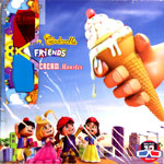 Aladdin Cinderella & Friends Meet the ICE-CREAM Monster