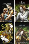 Stephenie Meyer Graphic Novels Set  (4 Titles)