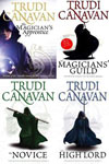 Trudi Canavan Series (4 Books)