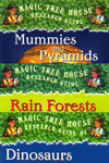 Magic Tree House - Research Guide - Fact Tracker An Assorted Set of (19 Books) Paperbacks