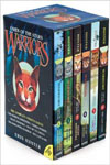 Omen of the Stars Box Set (6 Books)