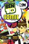 Ben 10 Comics - A Set of 6 Books