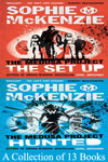 Sophie Mckenzie Series - An Assorted Set of 13 Books