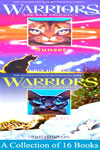 Warriors Series - An Assorted Set of 16 Books