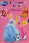 Disney Princess: 4 Favourite Stories in Slipcase (Disney Favourite Stories)