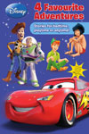Disney: 4 Favourite Adventures (Disney Favourite Stories)