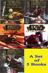 The Last of The Jedi Series A Set of 5 Books